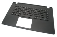 Tastatur deutsch (DE) + Top Case schwarz Compal 71MX24BO010