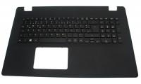 Gehäuseoberteil mit Tastatur deutsch schwarz Quanta 1KAJZZG0060