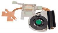 Lüfter / Kühler / Heatsink Dual Compal AT0HI009DA0