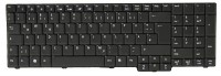 Tastatur / Keyboard (German) Quanta AEZY6G00010