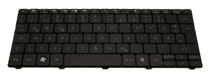 Tastatur / Keyboard (German) Quanta AEZEAG00010