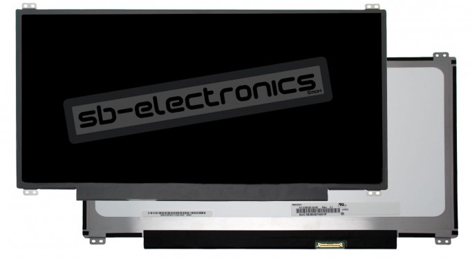 """Screen / Display / Panel 13,3"""" WXGA non-glossy eDP CMI N133BGE-EAB / N133BGE EAB"""